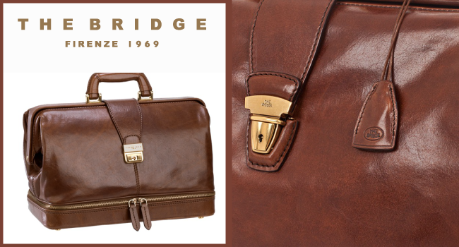 The Bridge doctor bags