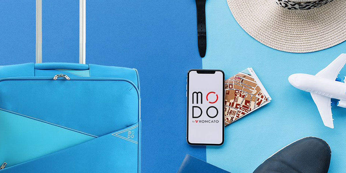 News Modo By Roncato: choose your suitcase for the summer!
